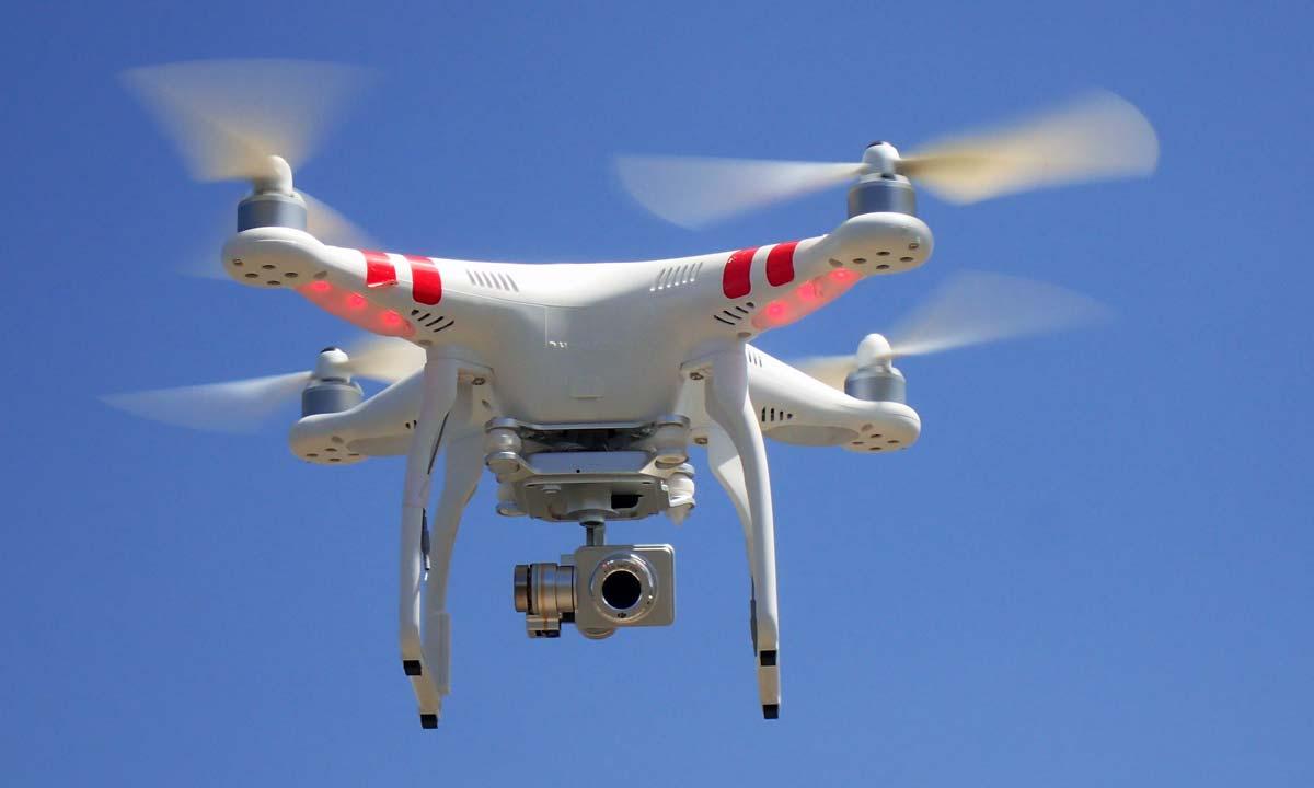 4K Havadan Video ve Fotoğraf Çekimi